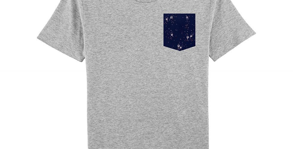 Fleurs - organic cotton unisex T-shirt