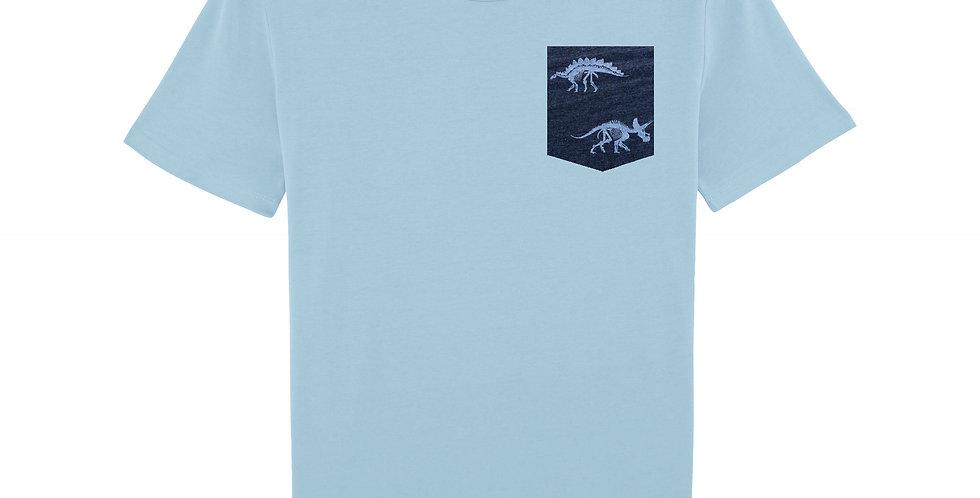 Dinosaures - organic cotton unisex T-shirt