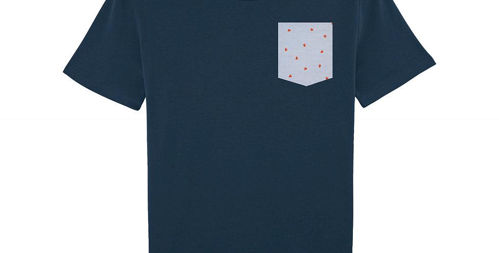 Coeur - organic cotton unisex T-shirt