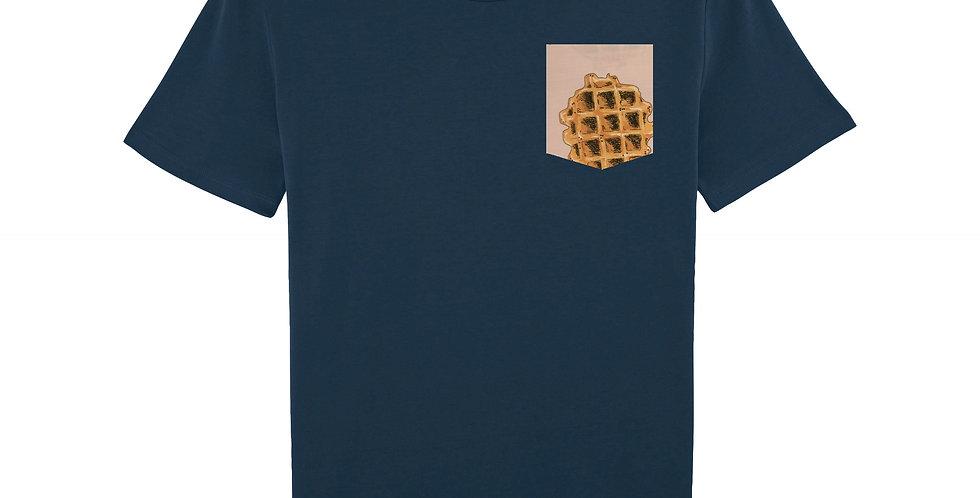 Gaufre - organic cotton unisex T-shirt