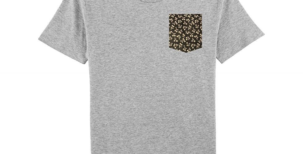 Cerises - organic cotton unisex T-shirt