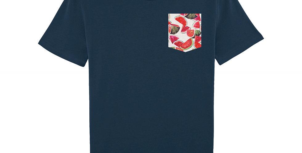 Pastèques - organic cotton unisex T-shirt