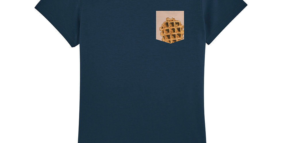 Fitted T-shirt - Gaufre - Women