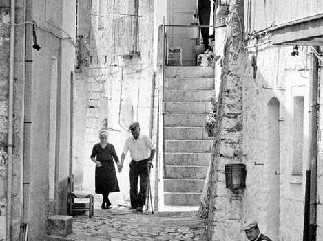 Matera - Old lovers