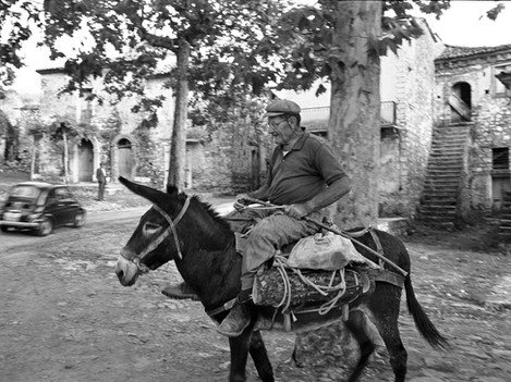 Roscigno - Italian transport