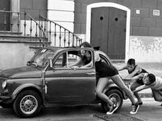 Piano - Fiat 500 - Panorama
