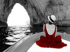 Capri - Arch play in Capri red
