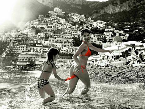 Positano - Summer joy in red