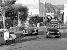Sant'Agnello - Seven in a Fiat 500