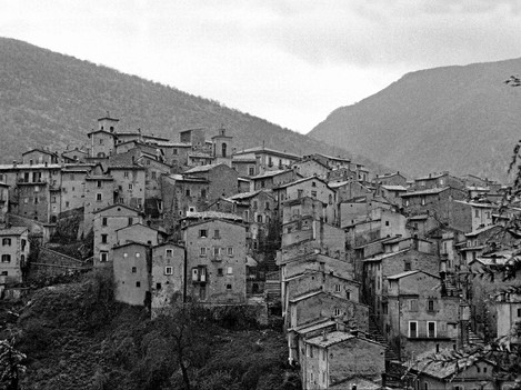 Scanno - Village View