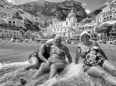 Positano - Three graces