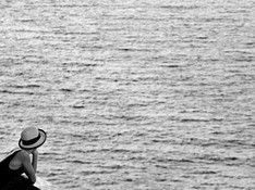 Sorrento - The sea