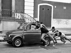 Piano - Fiat 500