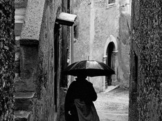 Scanno - Dancing in the Rain