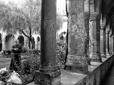 Sorrento - Saint Francesco Cloister