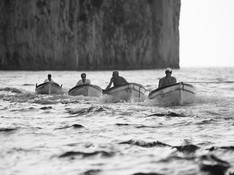 Capri - Four boats