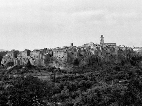 Pitignano - Village of Tuff