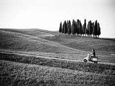 Tuscany - Vespa feeling
