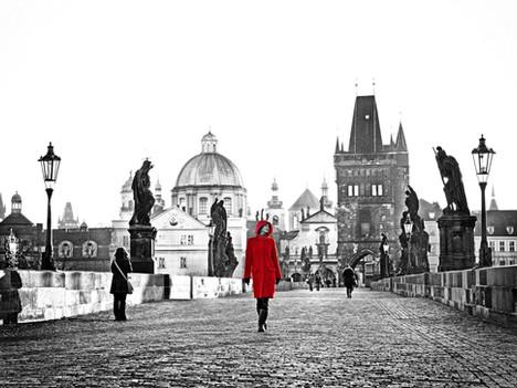 Praga - Ponte San Carlo