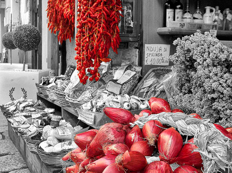 Tropea - Cipolle rosse