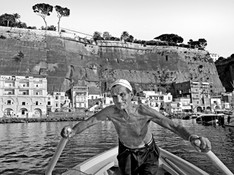 Piano - Sorrento's fisherman