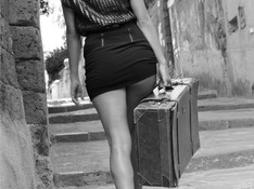 Sorrento - The luggage
