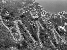 Positano - The way to the sea