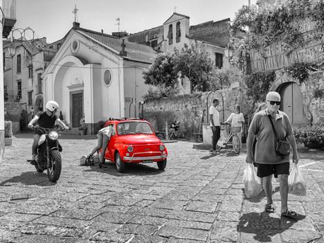 S.Agnello - Piazza Italia Red