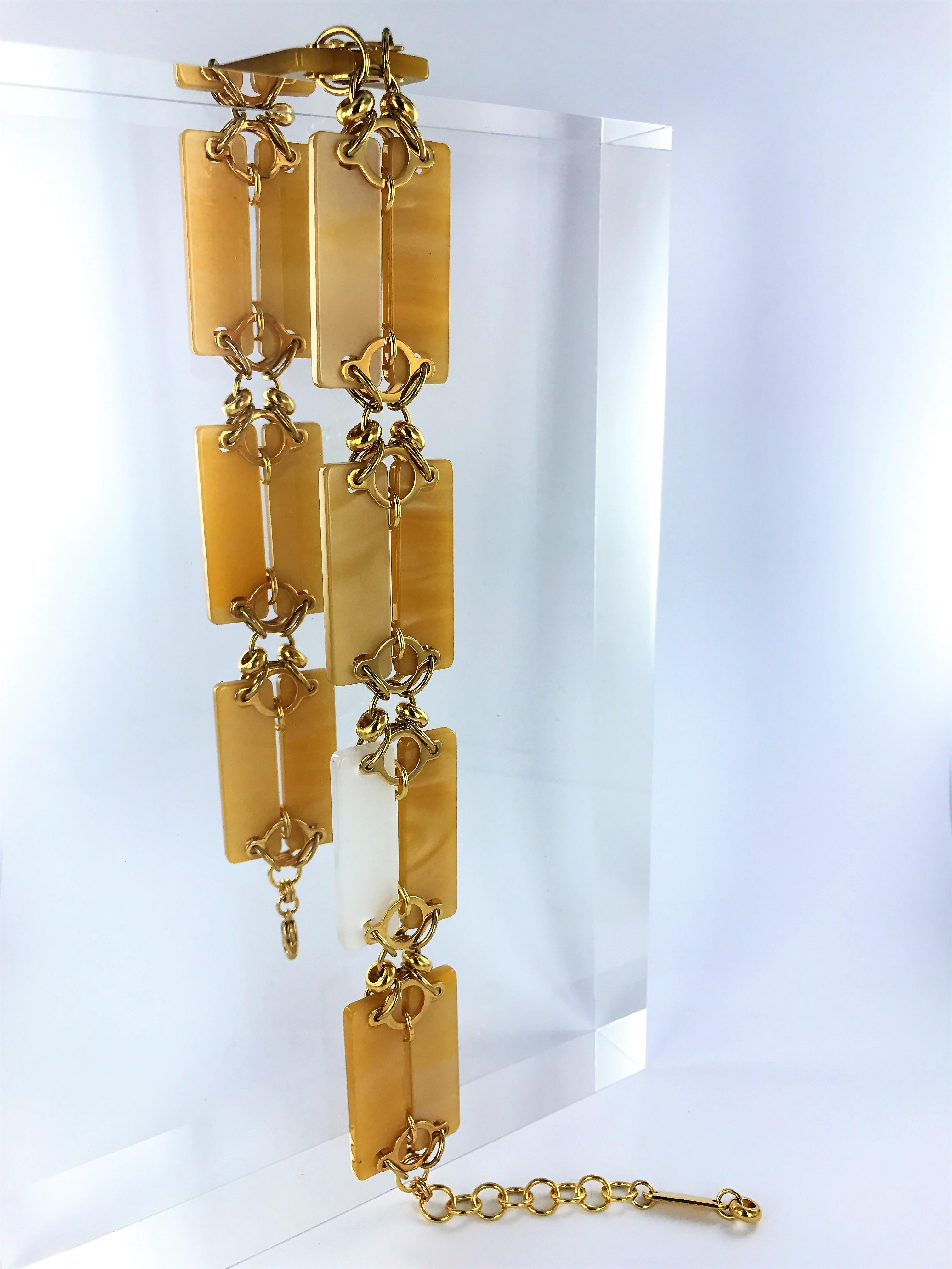 Necklace Dubbel 01/b