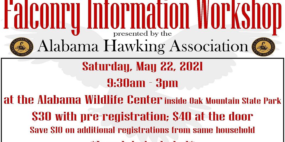 AHA Falconry Information Workshop
