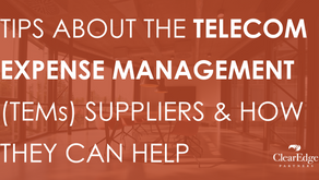 Tips about Telecom Expense Management (TEMs) Suppliers & How They Can Help