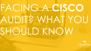 Facing a Cisco Audit? Here's What You Should Know.