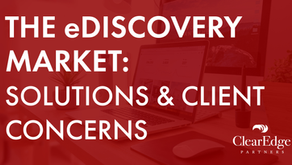 The eDiscovery Software Market: A Snapshot of Solutions and Client Concerns