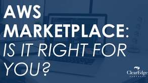 AWS Marketplace — Is it Right for You?