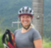 Sabina Eschbach mountain bike vernon bc.
