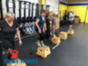 Fitness gym for seniors in Vernon, BC