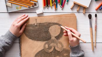 藝術與音樂:讓孩子將音樂與藝術結合