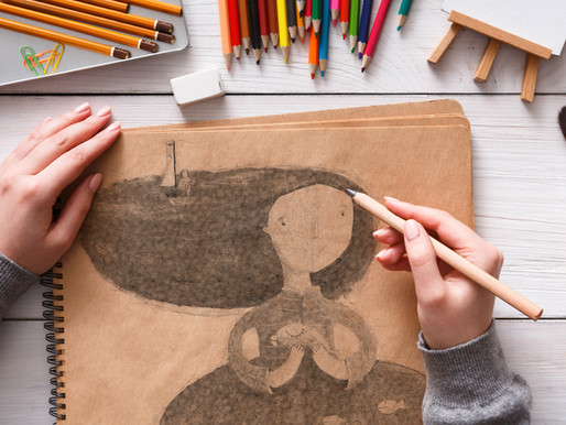 """""""Glastonbury School of Art"""" [Fine Art Studio & Online Courses]"""