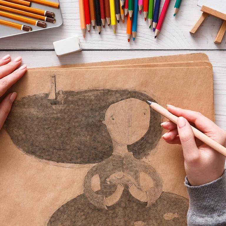 L.E.A.P. Virtual Drawing Class