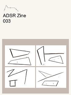 ADSR Zine 003