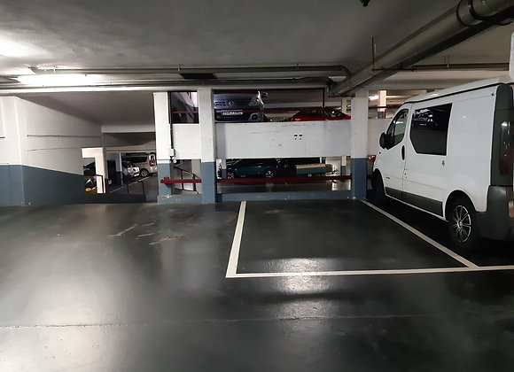 Garaje C/ Arana