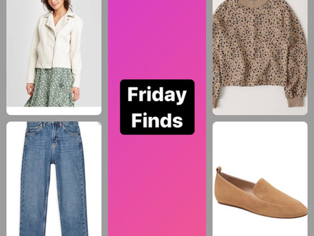 Friday Finds - Blog Edition