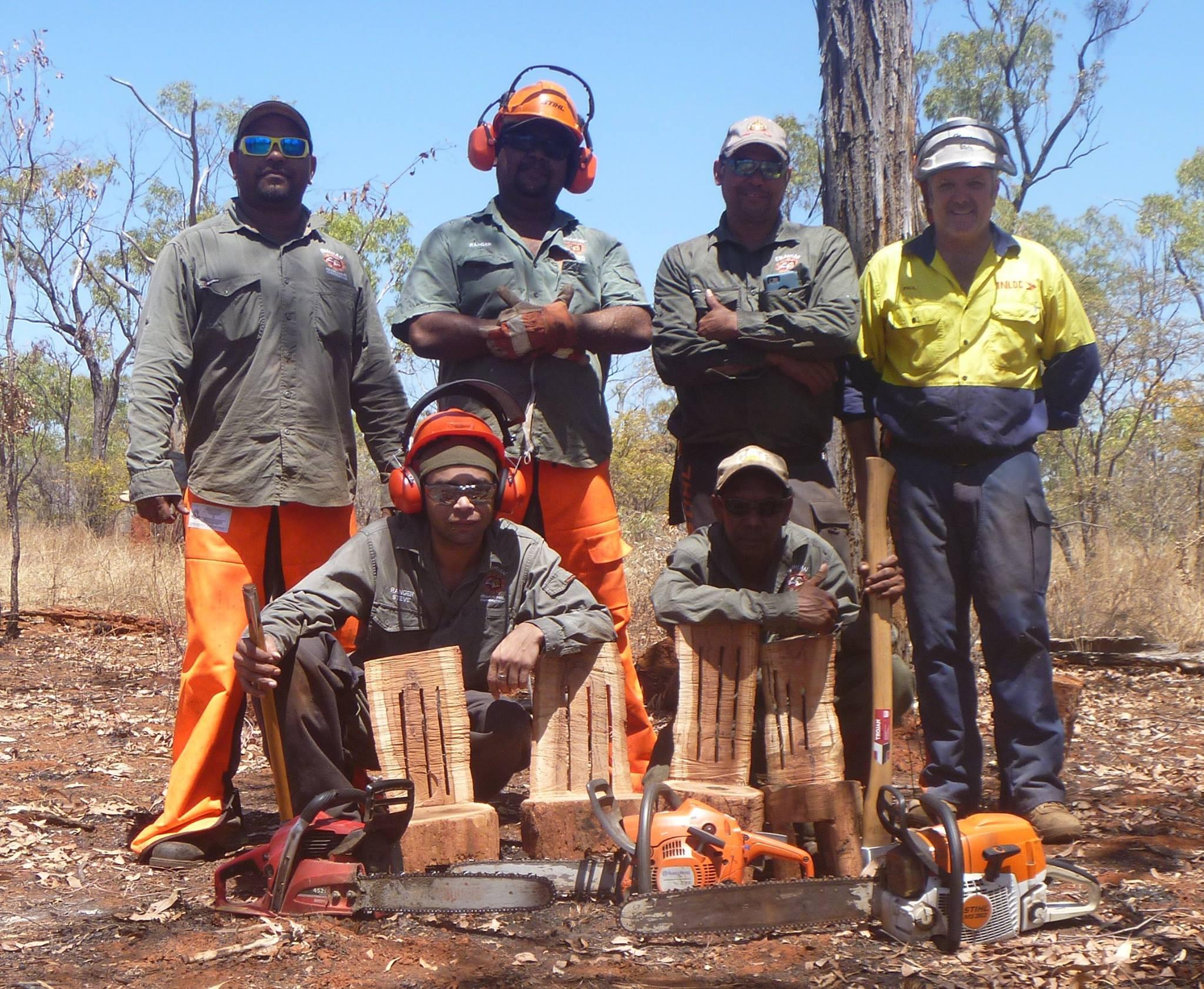 INLOC Chainsaw Training (1)