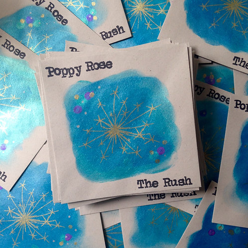 The Rush EP - Hand-Painted CD