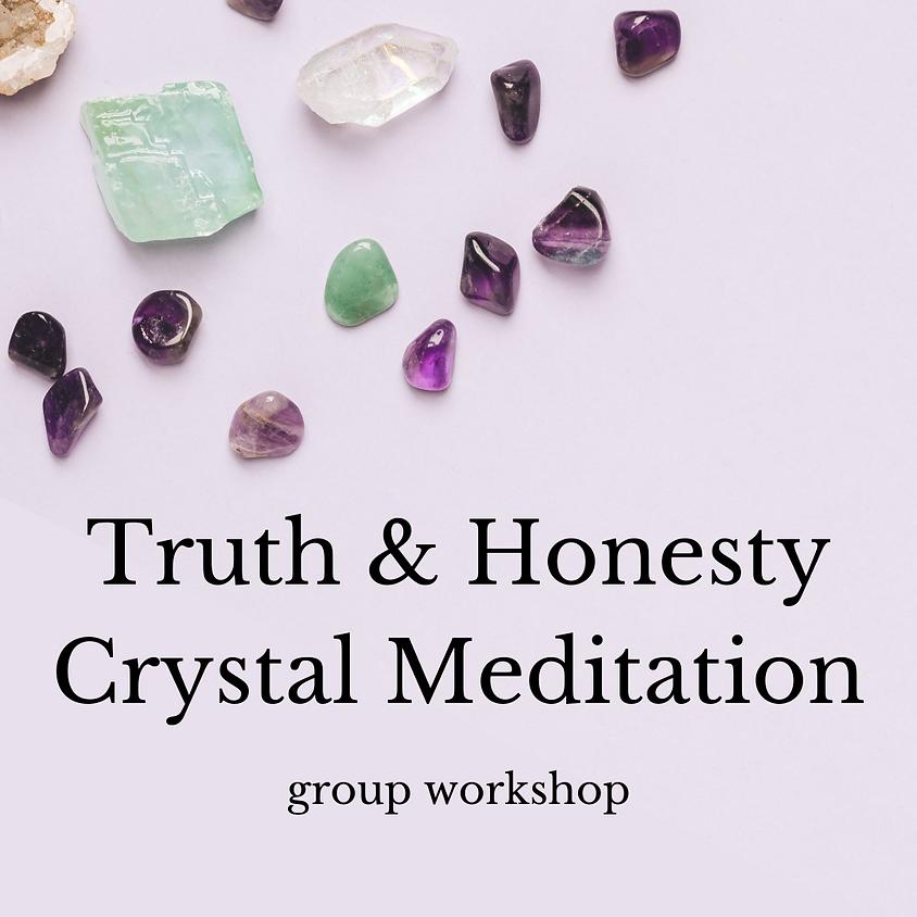 Sodalite Crystal Meditation