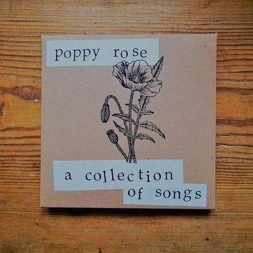 A Collection of Songs - Handmade CD