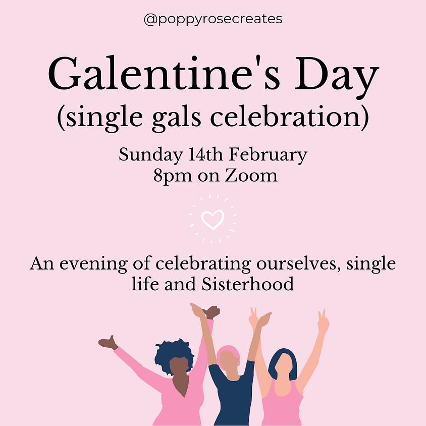 Galentine's Day - Single Gals' Celebration (Southern Hemisphere)