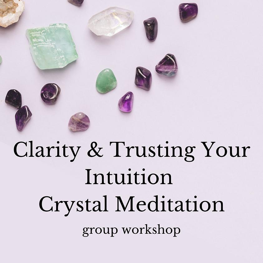 Amethyst Crystal Meditation