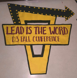 D3 Fall Conference