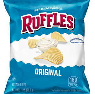 Variety of Kosher Potato Chips (Packs) on Sale!